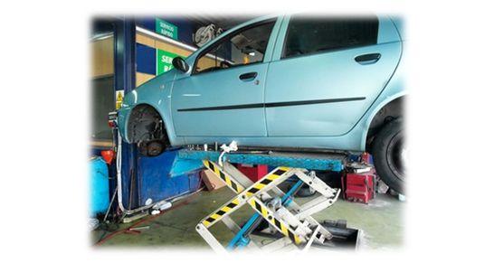 automotive aftersales werkstatt