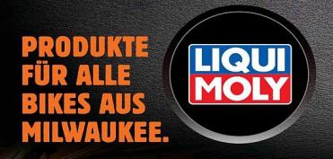 Harley Davidson-Produkte- LIQUI MOLY