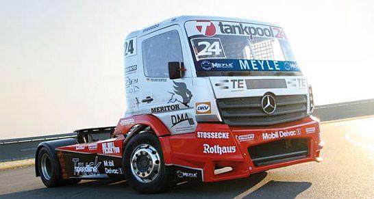 ennveranstaltung der FIA ETRC - Meyle