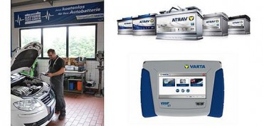Batterietest-Programm - VARTA