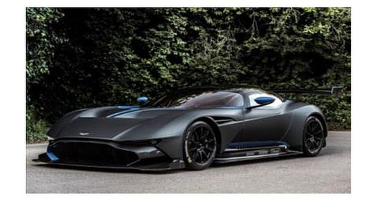 Rennwagen - Aston Martin Vulcan