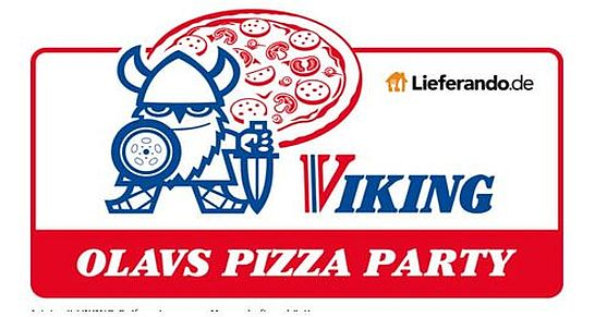 zur Pizza ladenein - Delticom - Viking
