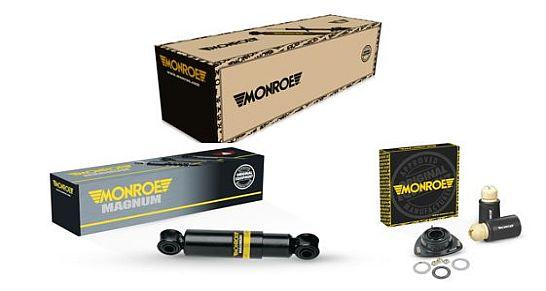 Neues Verpackungsdesign - Monroe