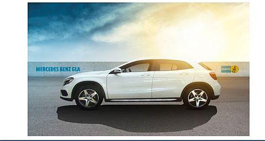 Mercedes-Benz GLA - BILSTEIN-Programm