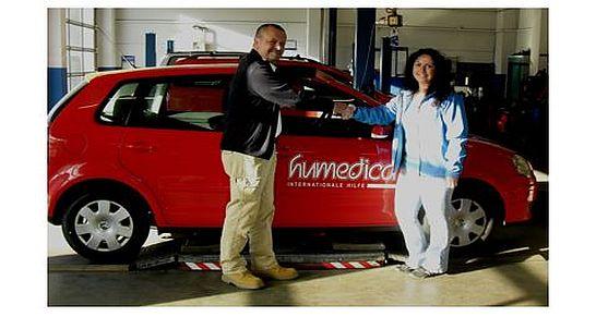Reifen für humedica