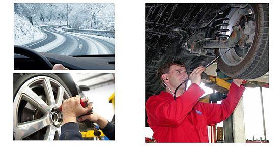 Reifenwechsel - SKF Autofahrertipp