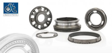 dt spare parts synchronring