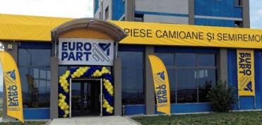 europart niederlassung rumänien