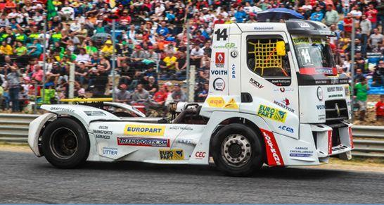 europart truck race spanien
