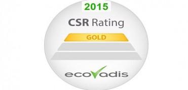 Gold-Status bei EcoVadis - Carglas