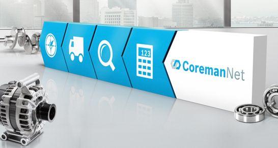 coremannet logo altteilmanagement