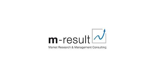 m-result logo