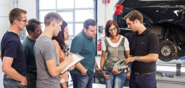 zf services trainings