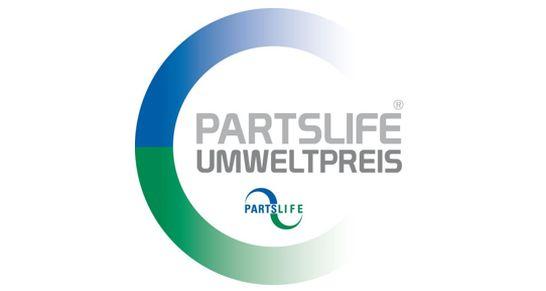 partslife umwelt preis logo
