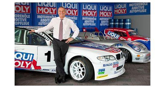 LIQUI MOLY Geschäftsführer Ernst Prost