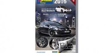 Katalog 2016 -Premio Tuning