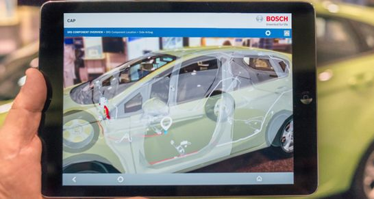 augmented reality bosch