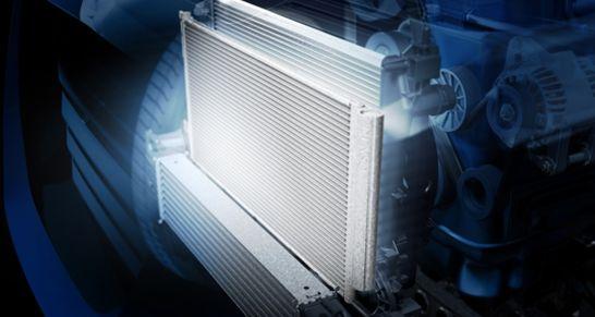 denso kondenstaoren mit filtertrockner