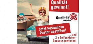 Qualität gewinnt - Qualitätsersatzteile