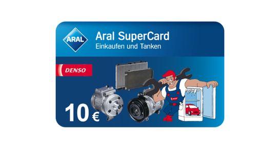 denso aral supercard