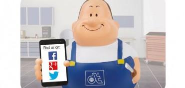 dt spare parts social media auftritt