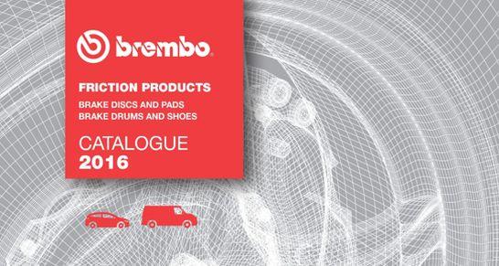 brembo katalog 2016