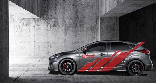 eibach ford focus rs