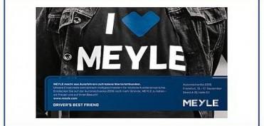 Automechanika 2016 - Meyle