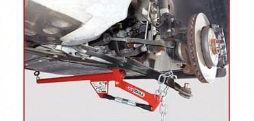 Universal-Achshebel mit Kette von KS Tools