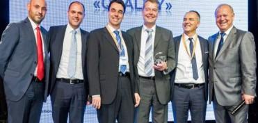 skf groupauto supplier award