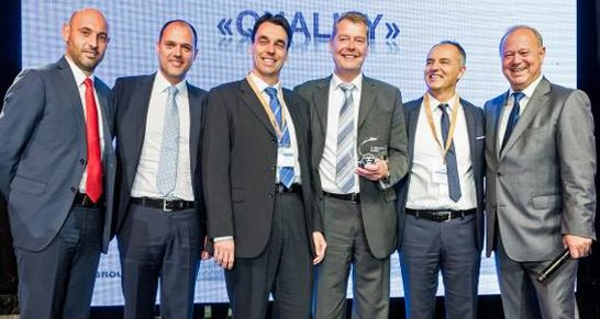 skf groupauto supplier award