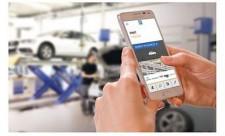 """Die App """"ZF Part Finder"""" macht das Auffinden von Ersatzteilen für Kunden jetzt noch einfacher"""