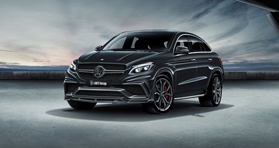 larte tuning kit mercedes-benz gle