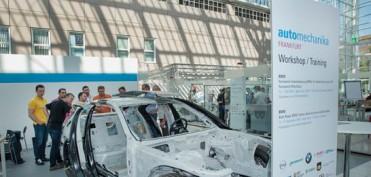 unfallschaden-instandsetzung automechanika