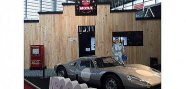 Motul -Klassikmesse Rétromobile Paris