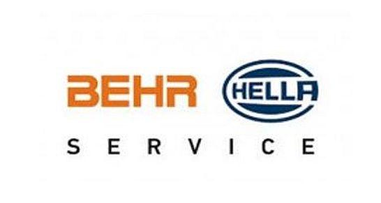 Logo - BEHR-HELLA
