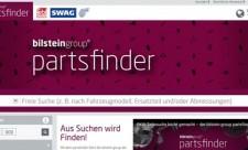 partsfinder bilstein group