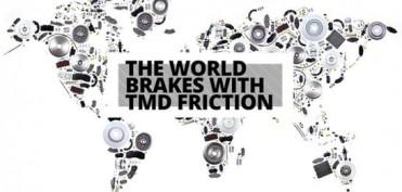 tmd friction textar brakes