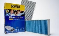 hengst bluecare innenraumfilter