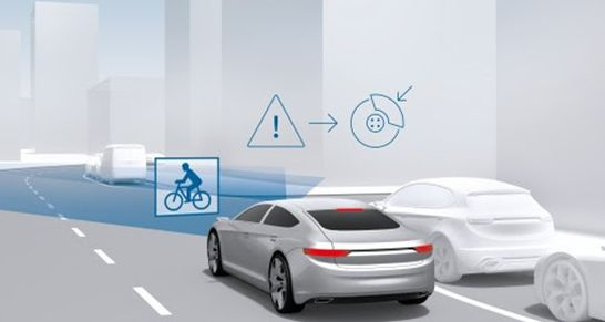 bosch mobility solution fahrassistenzsysteme