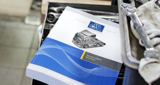 dt spare parts- neuer produktkatalog - renault trucks