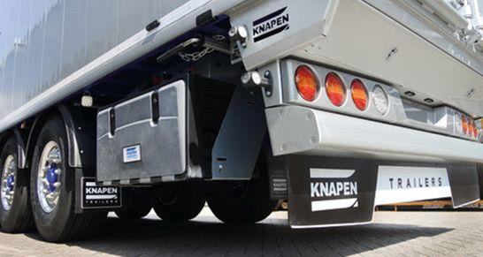 knapen trailers bpw schubbodenauflieger