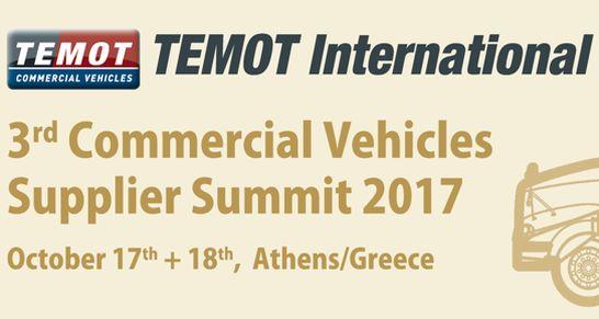 temot international supplier award 2016