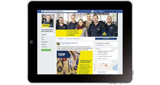 atr service für facebook