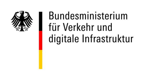bmvi - bundesministerium für verkehr und digitale infrastruktur - logo