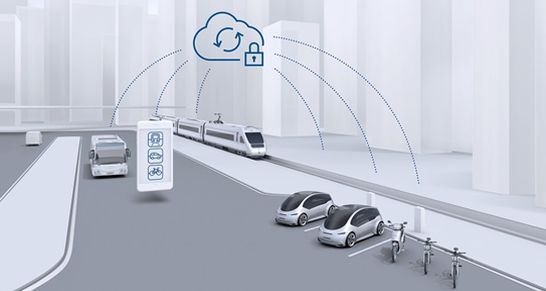 bosch-mobility-neuer geschäftsbereich-Connected Mobility Solutions