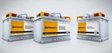 continental-batterien