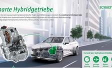 schaeffler-hybridgetriebe