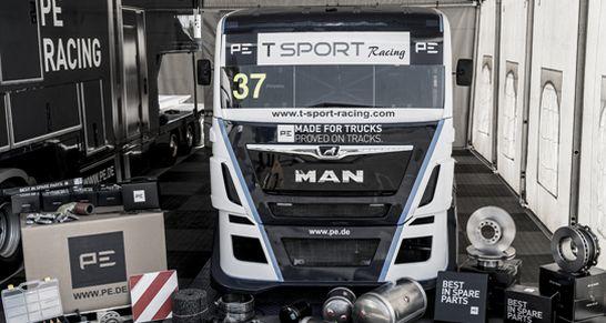 pe automotive-truck-racing
