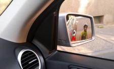 auto-toter winkel-unfall-gefahr
